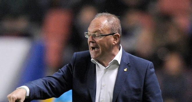 Pepe Mel: Preparing for Real Madrid test
