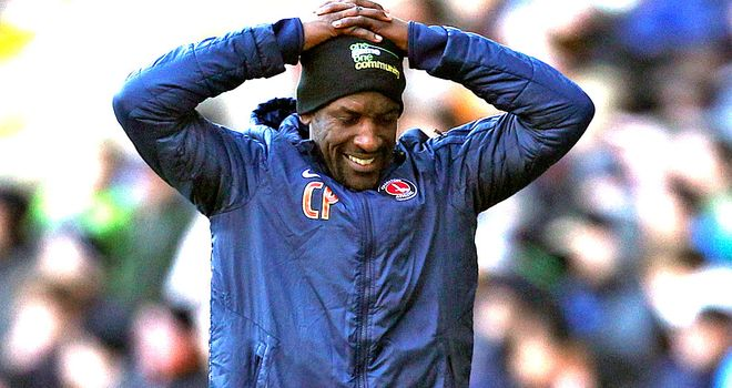 Chris Powell: Frustrated by poor form at The Valley