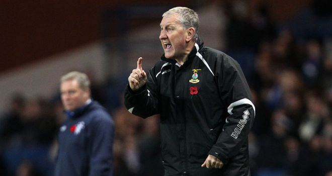 Terry Butcher: Proud of Inverness after 3-0 win over Rangers at Ibrox