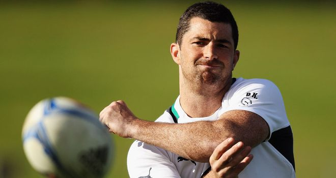 Rob Kearney: Believes Ireland's top internationals could follow Jonathan Sexton's lead and move to France