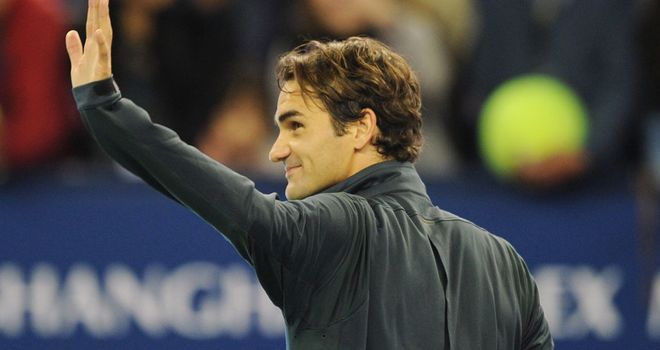 Roger Federer: Will be the World No 1 for a 300th week