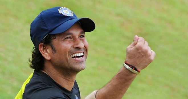 Sachin Tendulkar: Welcome century ahead of England series