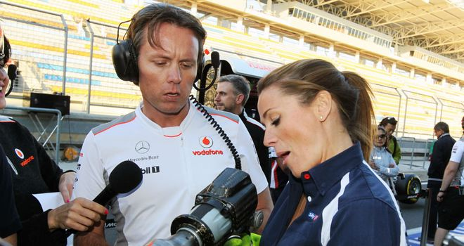 Sam Michael: Reckons 2013 looks promising for McLaren