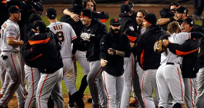 San Francisco Giants: Won in extra innings