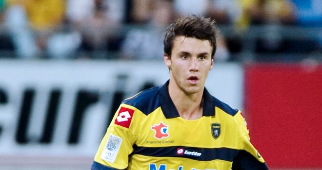 Sebastien Corchia: Linked with moves to Italy and England