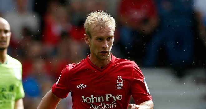 Simon Gillett: Nottingham Forest midfielder is being monitored by other clubs