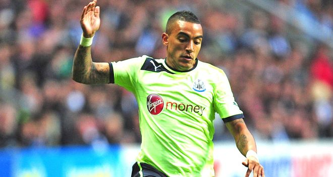 Danny Simpson: Has made seven Premier League appearances this season