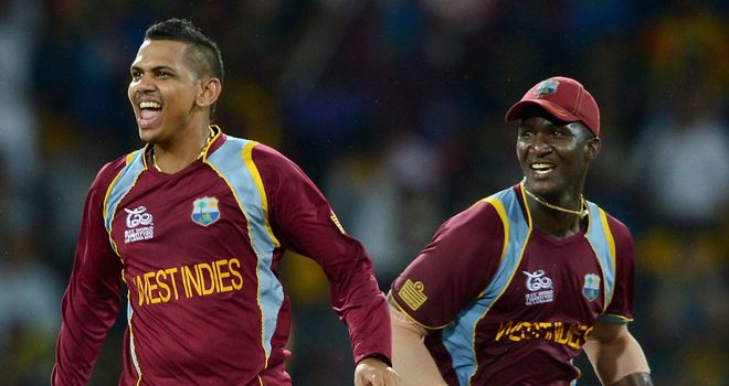 Sunil Narine: West Indies spinner looking to make his mark in Champions Trophy
