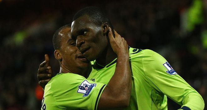 Christian Benteke: Claims he is keen to join Arsenal in the future
