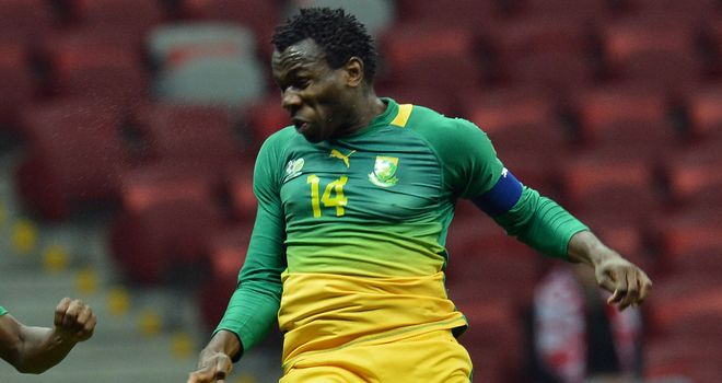 Bongani Khumalo: Ipswich would be interested in taking him on loan