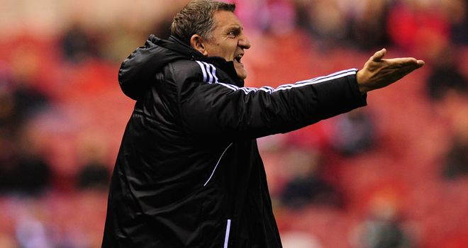 Tony Mowbray: Praise for Middlesbrough support