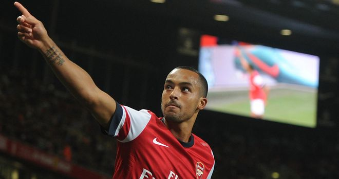 Theo Walcott: Out of contract next summer