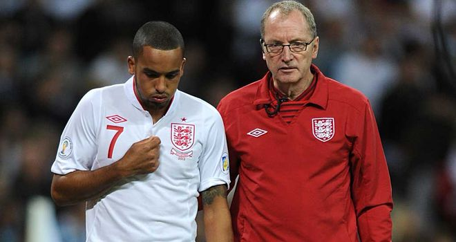 Theo Walcott: Went off early on against San Marino