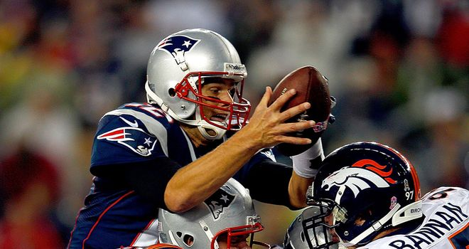 Tom Brady: Threw for 223 yards with a touchdown in New England's 31-21 win over Denver