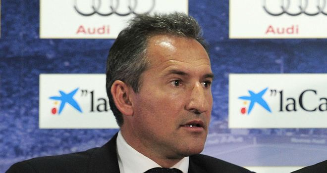 Txiki Begiristain: Manchester City director of football