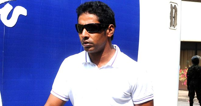 Chaminda Vaas: joining New Zealand coaching staff