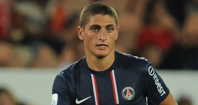 Marco Verratti: Has been linked with return to Italy with Juventus