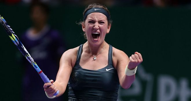 Victoria Azarenka: Was forced to dig deep against Angelique Kerber in Istanbul