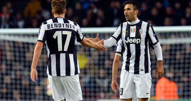 Mirko Vucinic: Says Juve cannot drop their guard