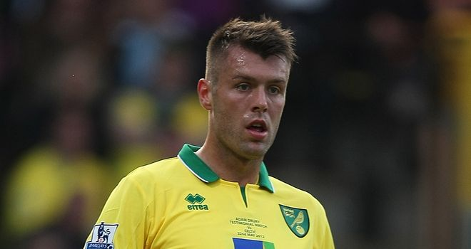 Elliott Ward was part of Norwich's promotion-winning squad