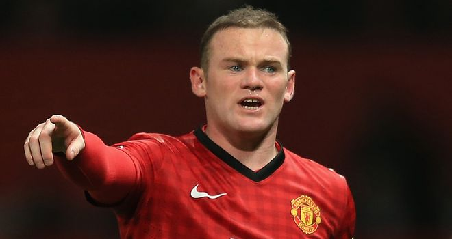 Wayne Rooney: The only English player on the 23-man FIFA Ballon d'Or shortlist