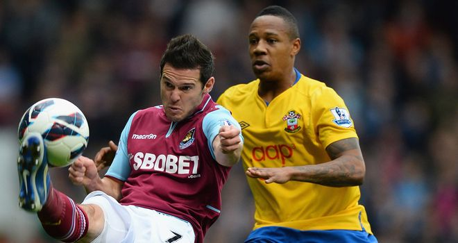 Matt Jarvis: Confident West Ham can trouble Chelsea in their next Premier League outing