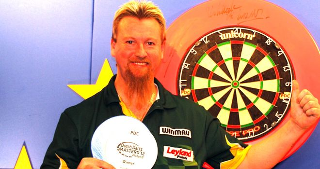 Simon Whitlock: Imperious form