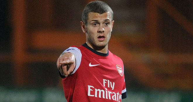 Jack Wilshere: Expected to feature against QPR