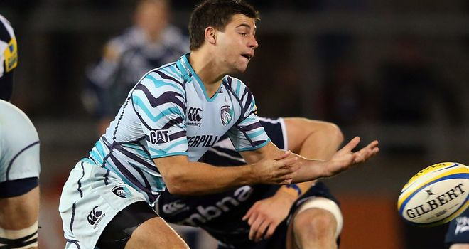 Ben Youngs: back in action after injury