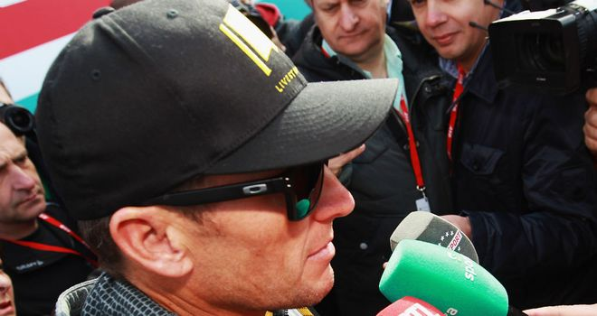 Lance Armstrong: Stripped of his seven Tour de France titles