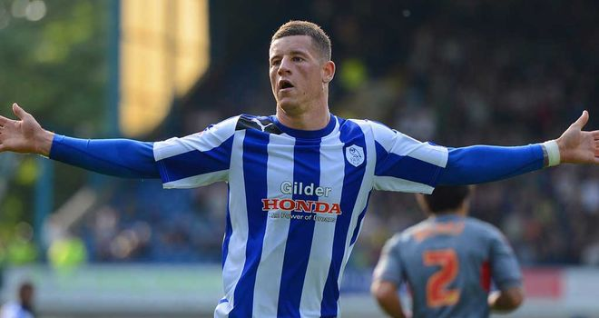 Ross Barkley: Staying with Sheffield Wednesday for another month