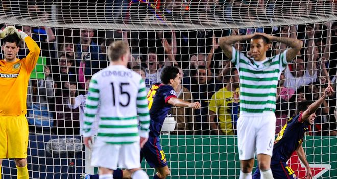 Despair: But Celtic did themselves proud, say panel