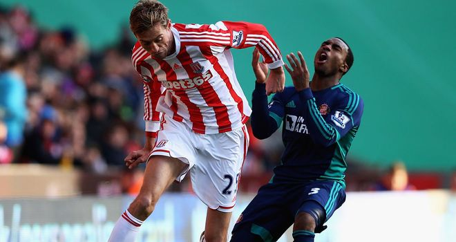 Peter Crouch: Harry Redknapp keen to link up with striker again