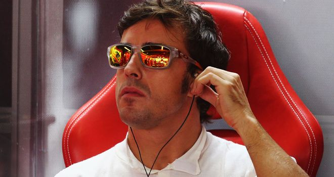 Fernando Alonso: Confident Ferrari can rise to the challenge