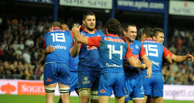 Grenoble: punished by ERC for olaying Lotu Taukeiaho against London Welsh