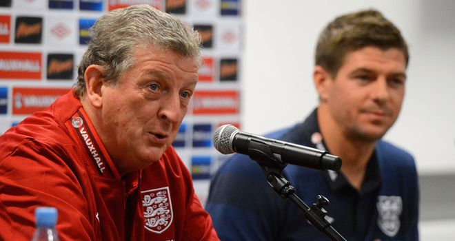 Roy Hodgson: England coach still looking for his best line-up, according to Martin Peters