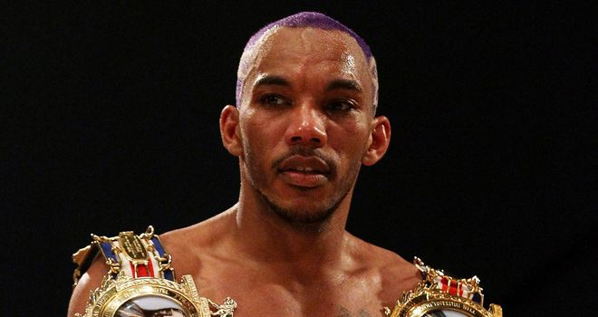 Junior Witter: Defends British belt against Frankie Gavin