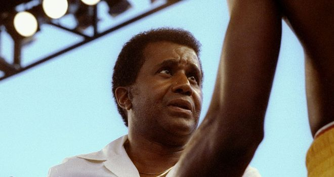 Manny Steward: Multiple world champion Tommy Hearns brought him worldwide acclaim