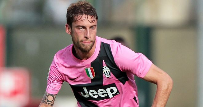 Claudio Marchisio: Big game for Juventus against Nordsjaelland