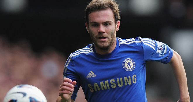 Juan Mata: Has a lot of respect for ex-Chelsea boss Di Matteo