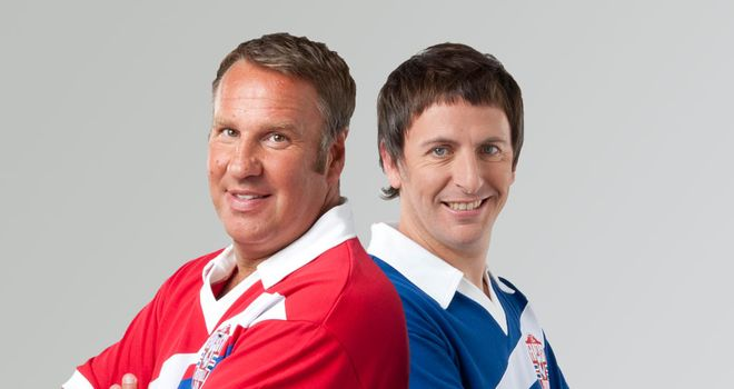 Join Fenners and Merse on Friday night at 10pm