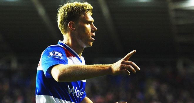 Pavel Pogrebnyak: At the double for Reading