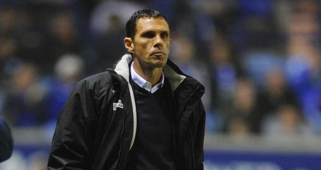 Gus Poyet: Brighton boss was effusive in his praise for his side's performance