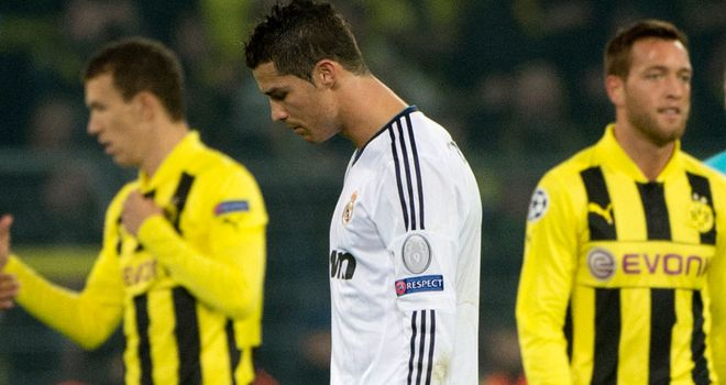 Cristiano Ronaldo: Wants to avenge Dortmund defeat