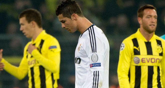 Cristiano Ronaldo: Wants to avenge Dortmund defeat
