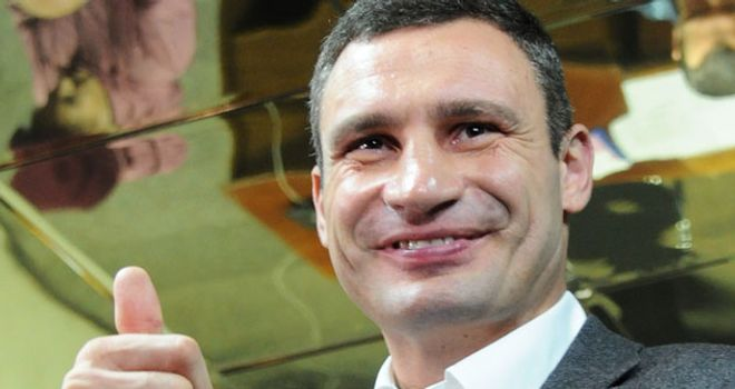 Vitali Klitschko: To decide future in December