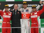 The Brazilian GP in pictures
