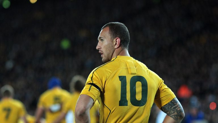 Quade Cooper: Linked with move to France