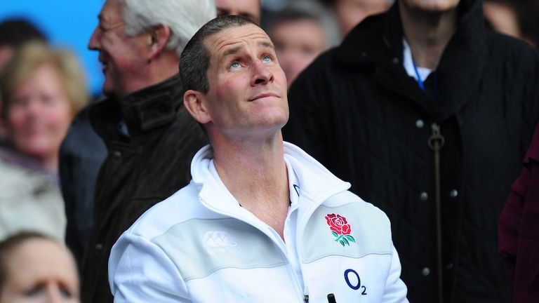 Stuart Lancaster: Looks for inspiration during England's defeat to Australia