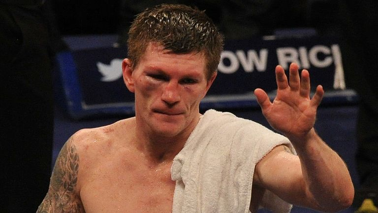 Hatton: Comeback didn't work out but his legacy isn't tarnished, says Johnny